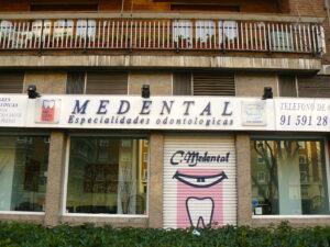 Medental-clinica dental chamberi